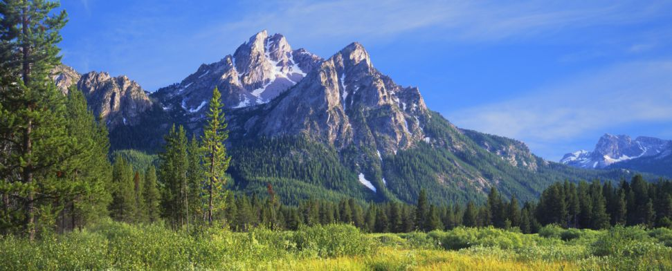 The Sawtooth Range, Idaho<br/>-- Ron and Patty Thomas Photography